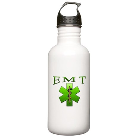 EMT(Green) Stainless Water Bottle 1.0L