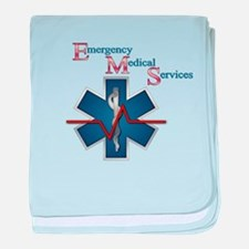 EMS Life Line baby blanket
