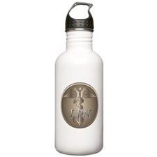 LPN Caduceus Water Bottle