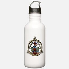Dentistry Caduceus Water Bottle