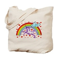 Unique Unicorn Tote Bag