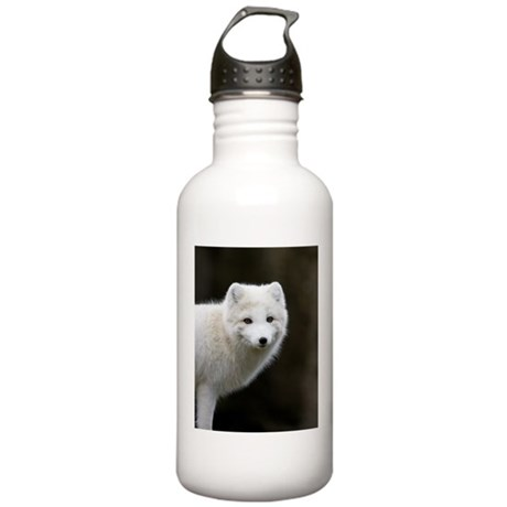 Arctic Fox Stainless Water Bottle 1.0L