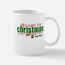 All I want Daughter Navy Mom Mug