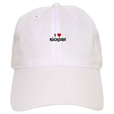 I * Kickball Baseball Cap
