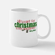 All I want Son Navy Daughter Mug