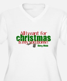 All I want Son Navy Daughter T-Shirt