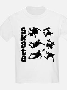 Skateboarding T-Shirt