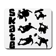 Skateboarding Mousepad