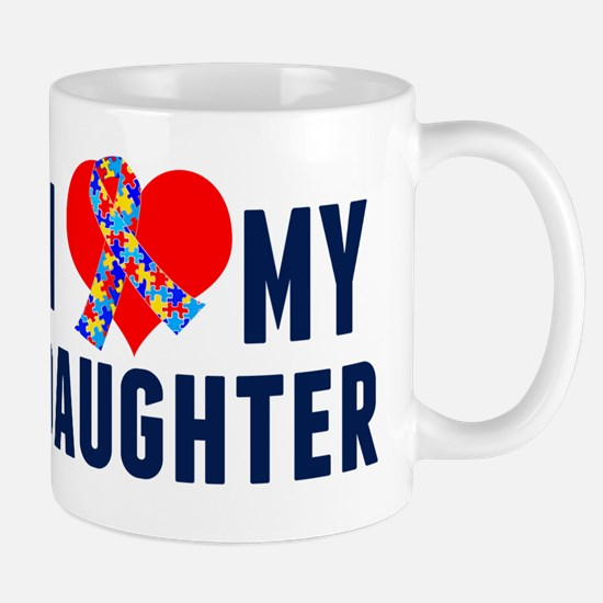 Autism Daughter Mug
