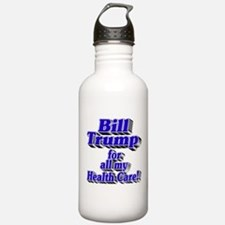Bill Trump for my Heal Sports Water Bottle