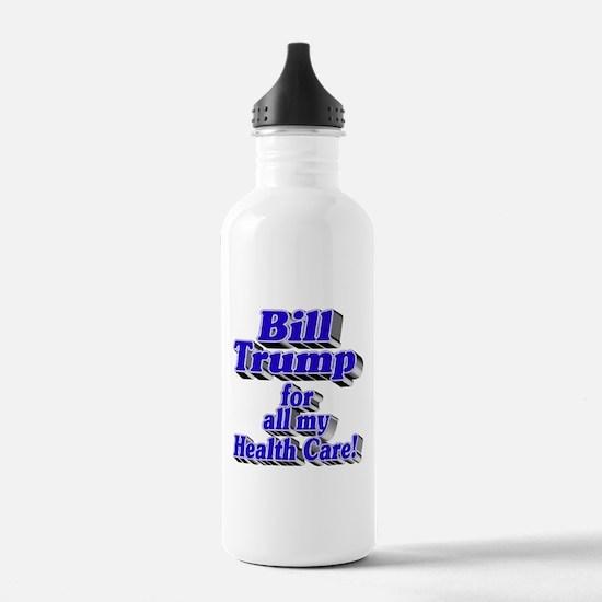 Bill Trump for my Heal Sports Water Bottle