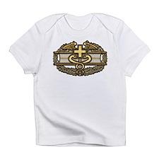 Combat Medic(gold) Infant T-Shirt