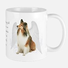 Sheltie Angel Mug