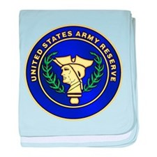 Army Reserve baby blanket