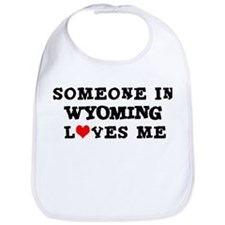Someone in Wyoming Bib