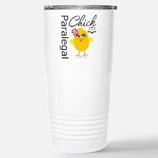 Paralegal Chick Travel Mug