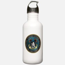 17th District USCG Water Bottle