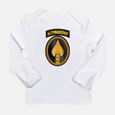 Spec Ops Cmd Classic Long Sleeve Infant T-Shirt