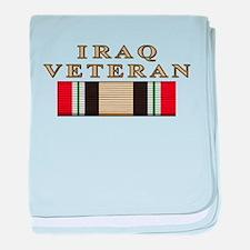 Iraq Vet baby blanket