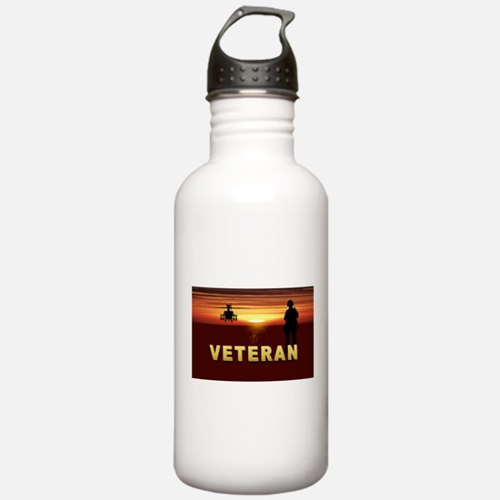 Desert Vet Sports Water Bottle