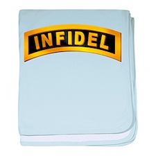 Infidel Tab baby blanket