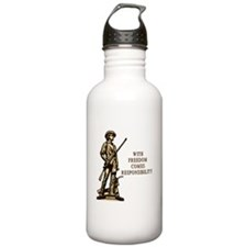 With Freedom(MM) Water Bottle