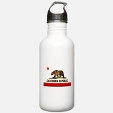 California Bear Water Bottle