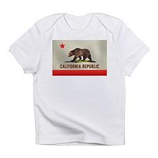 California Bear Flag Infant T-Shirt