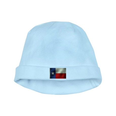 Texas State flag baby hat