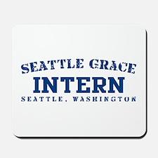 Intern - Seattle Grace Mousepad