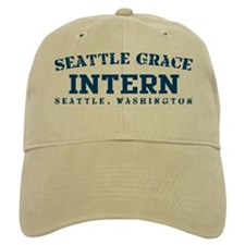 Intern - Seattle Grace Baseball Cap