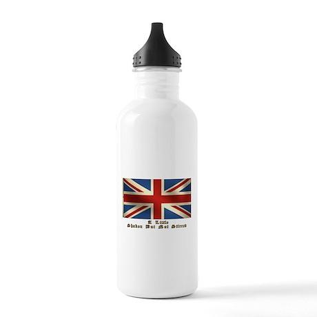 Shaken, Not Stirred Stainless Water Bottle 1.0L