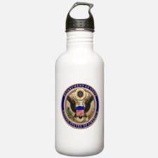 State Dept. Seal Water Bottle