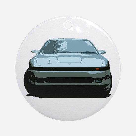 Sky Blue MKIII Ornament (Round)
