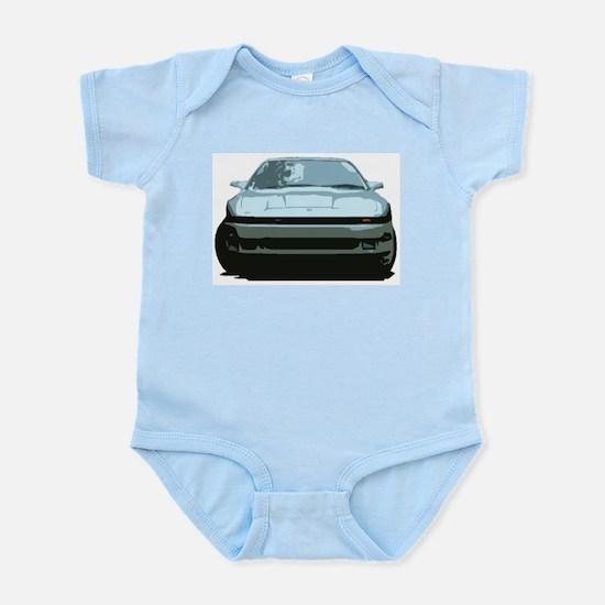 Sky Blue MKIII Toyota Supra Infant Bodysuit