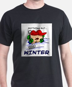Anything But... Winter T-Shirt