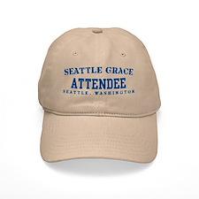 Attendee - Seattle Grace Cap