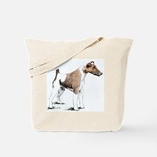 Fox Terrier Tote Bag