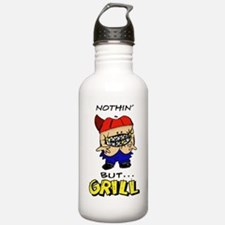 Nothin' But...Grill Water Bottle