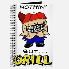 Nothin' But...Grill Journal