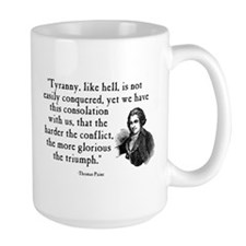 Paine-fully Needed Mug