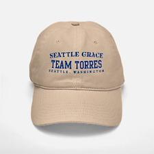 Team Torres - Seattle Grace Baseball Baseball Cap