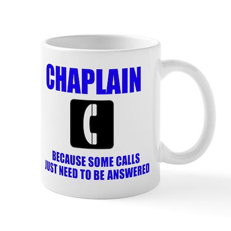 Chaplain Shirts Mug
