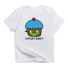 Cupcake Bandit Infant T-Shirt