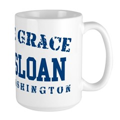 Team Sloan - Seattle Grace Mug