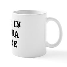 Someone in Oklahoma Small Mug
