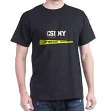 CSI NY Police Tape T-Shirt