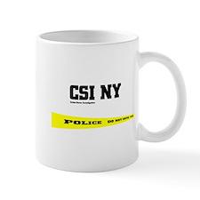 CSI NY Police Tape Mug