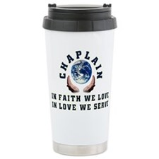 Chaplain Shirts 2 Travel Mug