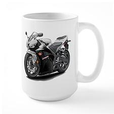 CBR 600 White-Black Bike Mug